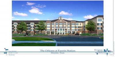 Orleans at Fannin Station