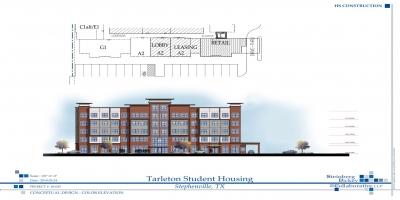 Tarleton Housing