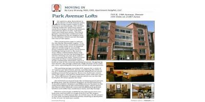 Park Avenue Lofts