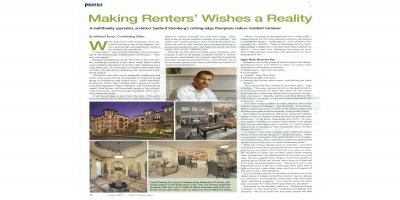 Making Renters' Wishes a Reality