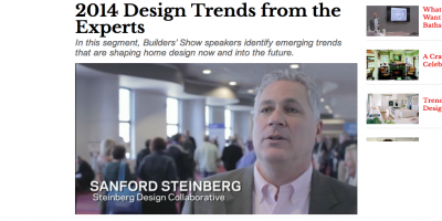 2014 Design Trends from the Experts