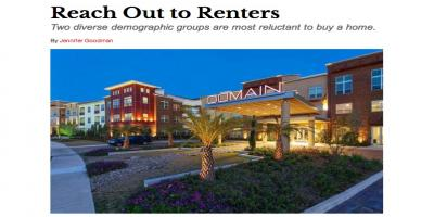 Reach Out to Renters